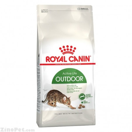 غذای خشک گربه بالغ خارج خانه رویال کنین