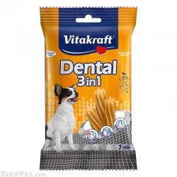 دنتال سگ ضد پلاک و التهاب لثه زیر 5 کیلوگرم ویتاکرافت