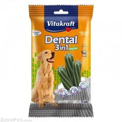 دنتال سگ خوشبو کننده و ضد پلاک بالای 10 کیلوگرم ویتاکرافت
