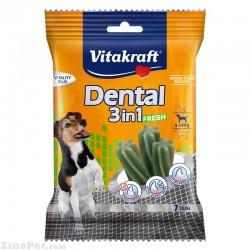 دنتال سگ خوشبو کننده و ضد پلاک بین 5 تا 10 کیلوگرم ویتاکرافت