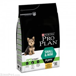 غذای خشک سگ نژاد کوچک و خیلی کوچک توله - پاپی پروپلن