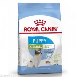 غذای خشک سگ نژاد خیلی کوچک جوان- جونیور رویال کنین