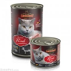 غذای تر کنسرو گربه با طعم طیور لئو ناردو