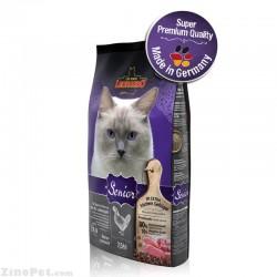 غذای خشک گربه های سن بالا یا پیر - سنیور لئوناردو