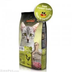 غذای خشک گربه بزرگسال- ادالت بدون غلات با طعم مرغ لئوناردو