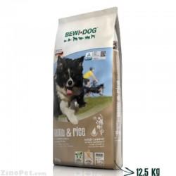 غذای خشک سگ بزرگسال با طعم گوشت بره و برنج بوی داگ