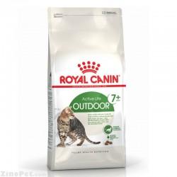 غذای خشک گربه  خارج از خانه +7 رویال کنین