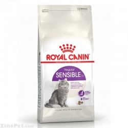 غذای خشک گربه بهبود اختلالات گوارش- سنسیبل رویال کنین