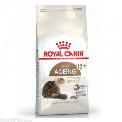 غذای خشک گربه کمپلکس سلامت دوران پیری - اگینگ +12 رویال کنین
