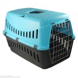 باکس حمل با درب فلزی گربه و سگ یو اس پت