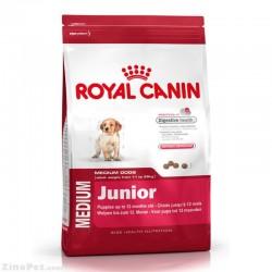 غذای خشک سگ نژاد متوسط جونیور رویال کنین