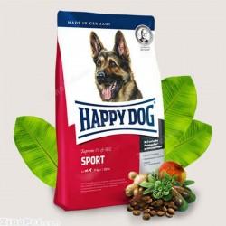 غذای خشک سگ های ورزشی و کاری هپی داگ