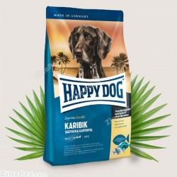 غذای خشک سگ حاوی ماهی آب شور و سیب زمینی هپی داگ
