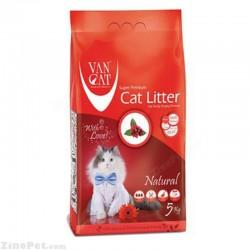 خاک بستر گربه بدون رایحه وان کت
