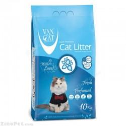 خاک بستر گربه با رایحه طبیعت ون کت