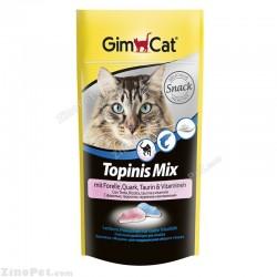 تشویقی اسنک گربه ویتامینه مخلوط جیم کت