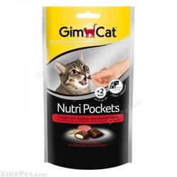 اسنک تشویقی گربه حاوی گوشت بره و مالت جیم کت
