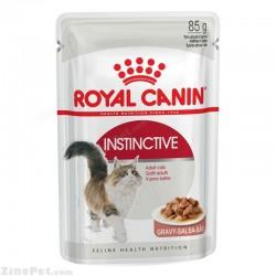 پوچ گربه بالغ بالای ۱۲ ماه حاوی گوشت رویال کنین