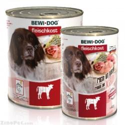 کنسرو سگ با طعم گوست گوساله بوی داگ