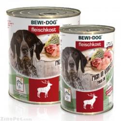 کنسر و  سگ با طعم گوشت آهو بوی داگ