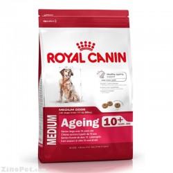 غذای خشک سگ نژاد متوسط ای جینگ 10+ رویال کنین