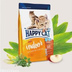 غذای خشک گربه با طعم ماهی سالمون بزرگسال - ادالت هپی کت