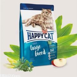 غذای خشک گربه نژاد بزرگ بزرگسال هپی کت