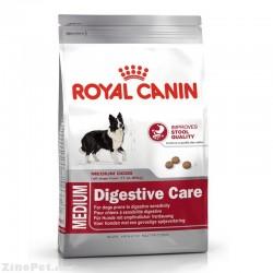 غذای خشک سگ نژاد متوسط دایجستیو رویال کنین