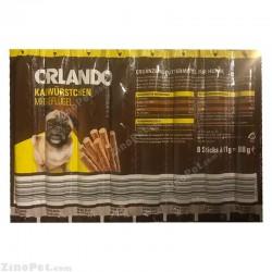 اسنک مدادی سگ اورلاندو با طعم گوشت مرغ