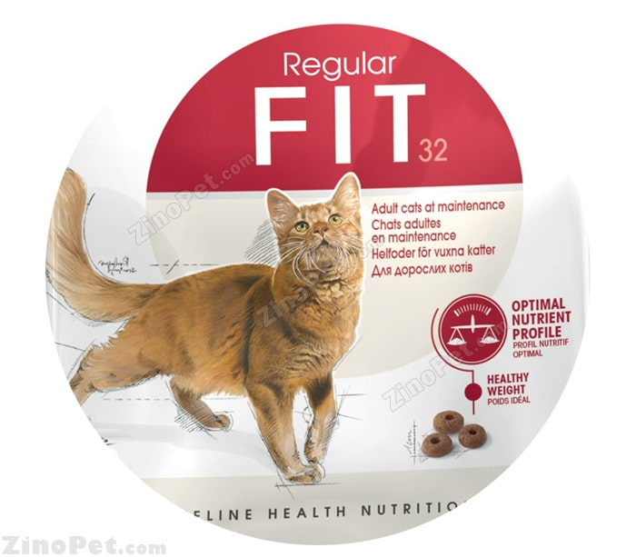 درباره غذای خشک گربه ریگولار فیت رویال کنین