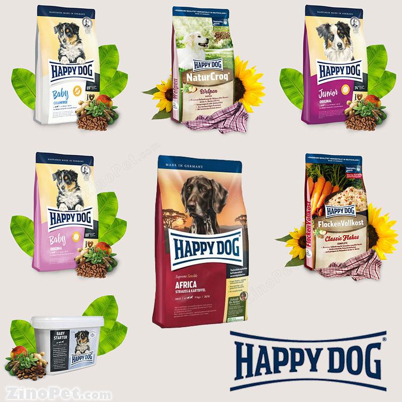 غذای خشک سگ هپی داگ