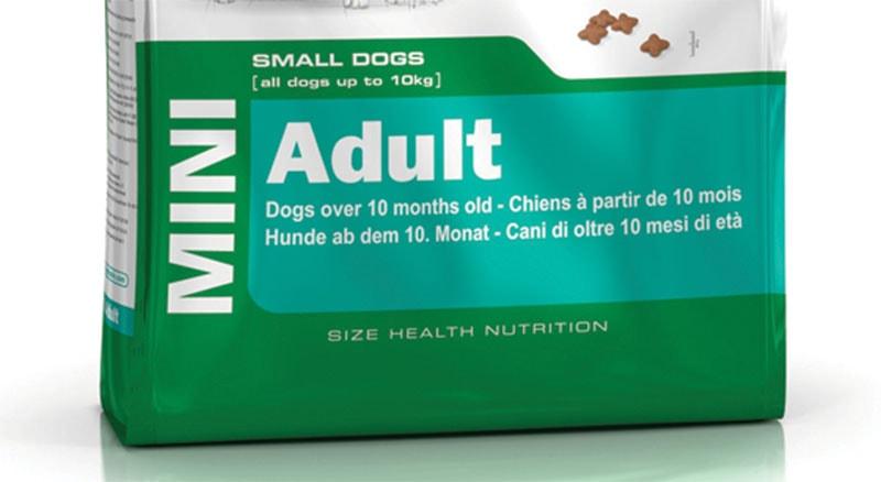 غذای خشک رویال کنین mini adult