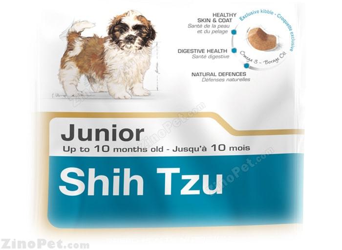 غذای خشک سگ شیتزو جونیور رویال کنین